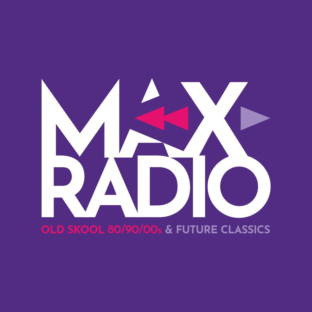 MAX Radio - Logo Design - Torquay - Devon